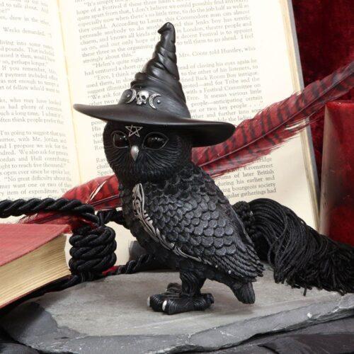 Owlcen-witch-hat-nemesis-now