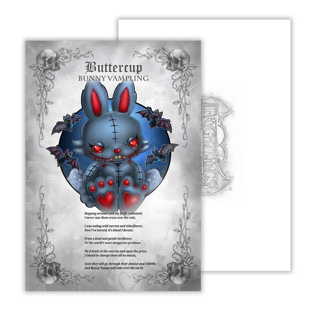 buttercup-bunny-vampling-poem-and-artwork-with-envelope