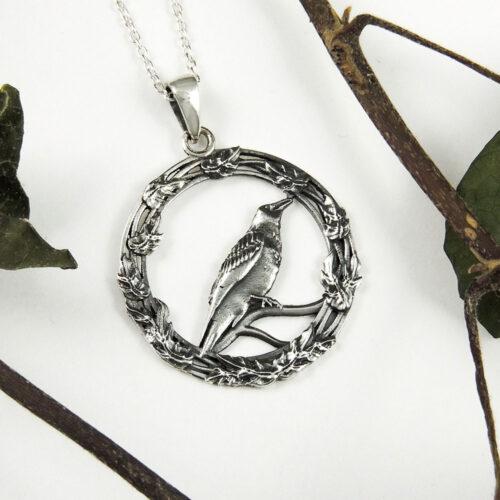 nevermore-raven-sterling-silver-vine-pendant