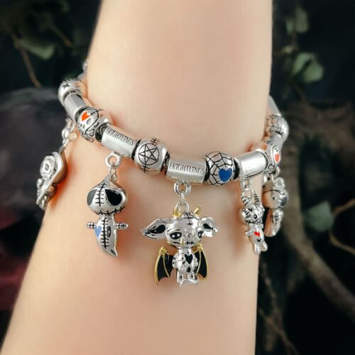 ghosts-and-ghouls-charm-bracelet