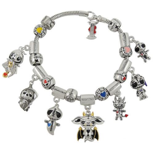 ghosts-ghouls-charm-bracelet