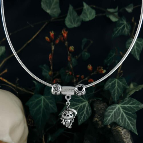 grimwold-reaperling-sterling-silver-necklace-set