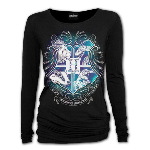 harry-potter-long-sleeve-hogwarts-crest-top