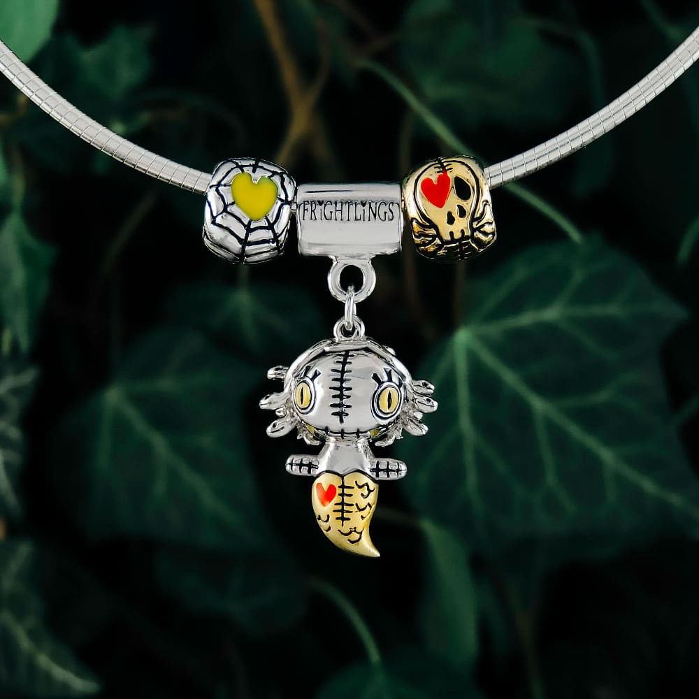 medusa-and-beads-necklace-set