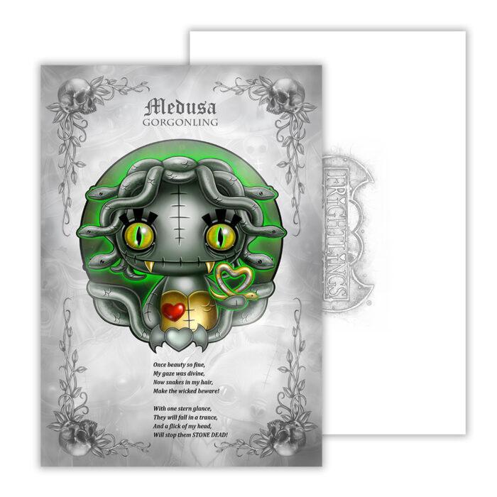 medusa-artwork-and-poem-and-envelope