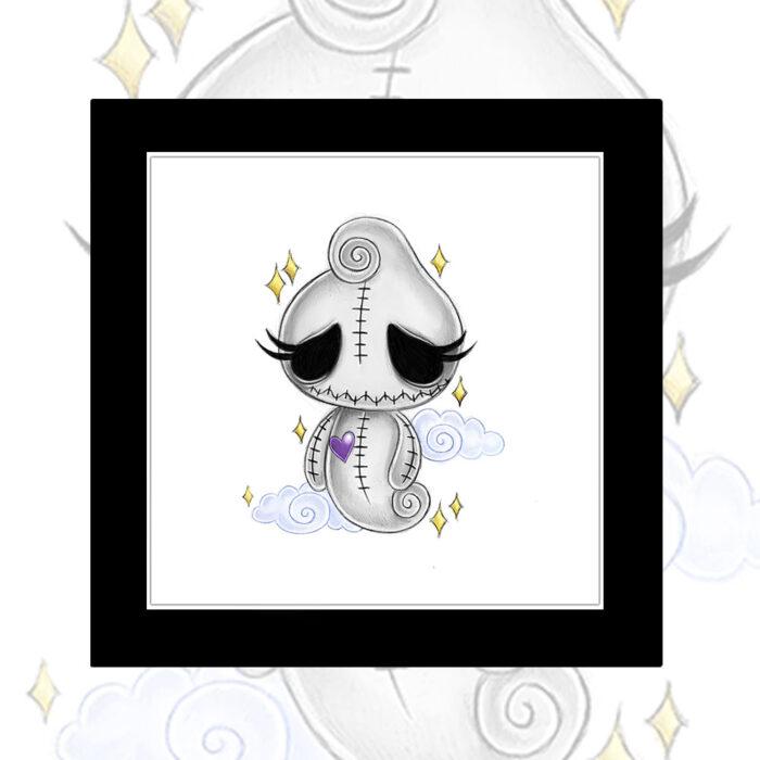 mounted-mini-print-dorothy-spookling