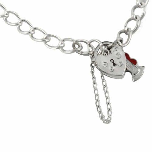 padlock-curb-charm-bracelet