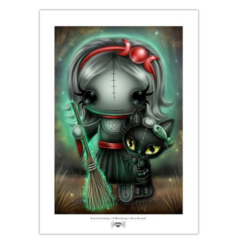 scarelt-and-asher-a-witchlings-best-friend--print-a4-matt-paper