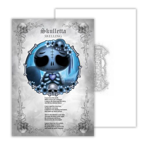 skulletta-poem-and-envelope-on-white