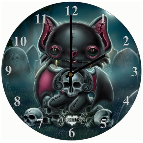 vincent-skull-king-clock