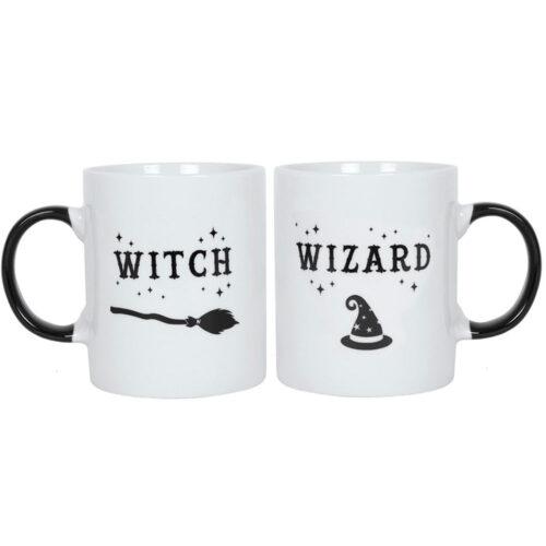 witch-wizard-mug-set