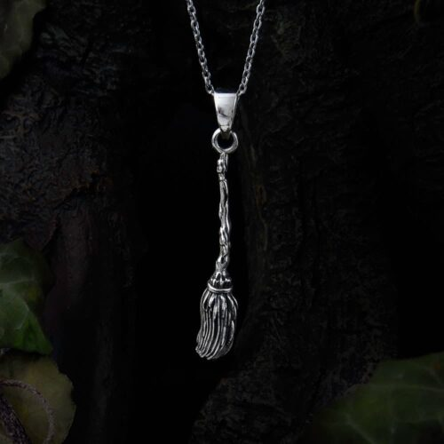witches-broom-sterling-silver-pendant